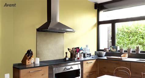 comment peindre les murs d une cuisine une peinture pour remplacer sa cr 233 dence 04 06 2012