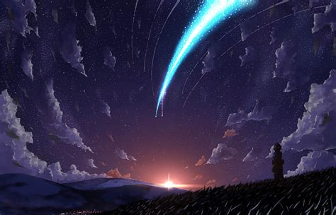 wallpaper anime kimi no na wa kimi no na wa wallpapers wallpaper cave