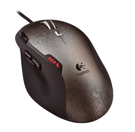 Mouse Logitech G5 logitech introduces gaming mouse g500 and gaming headset g330