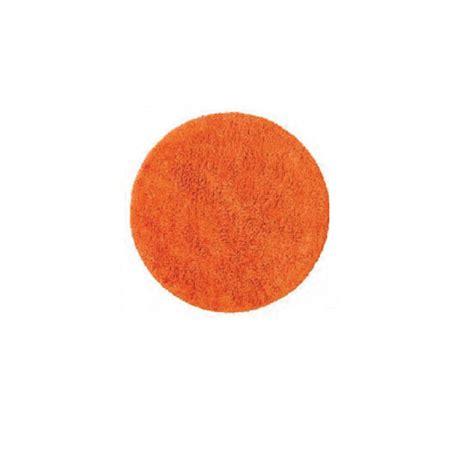 tappeto bagno arancione tappeto bagno arancio cerchio