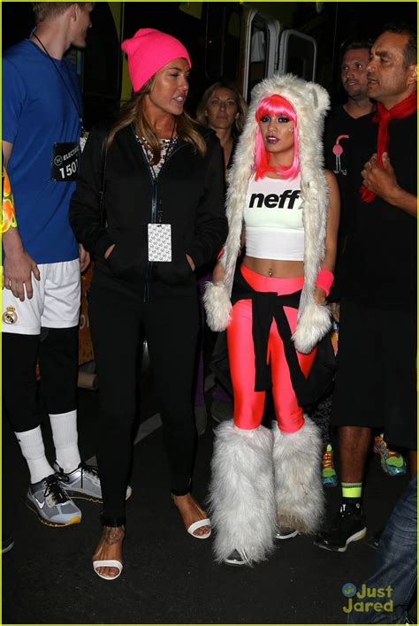 Shiny Fashion Tv The 25 High Challenge Oasis And Primark by Hudgens Electric Run In Neon Pink Hair Photo