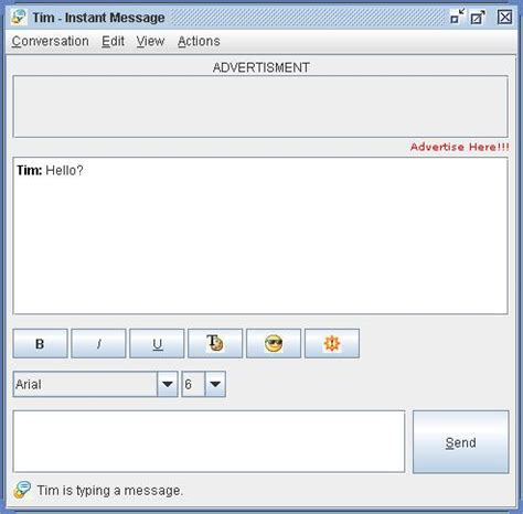 chat rooms nigeria tchat a scaled java version of yahoo messenger for nigeria business nigeria