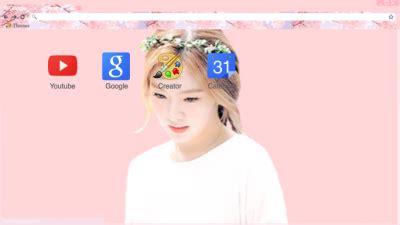 theme google chrome exo call me baby chanyeol sweeties chrome theme themebeta