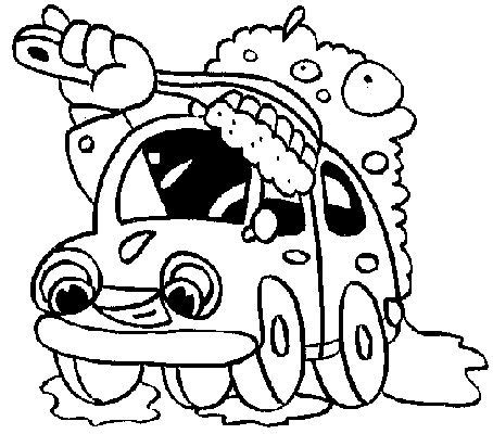 coloring page car wash coloring pages for kids to print car coloring page car