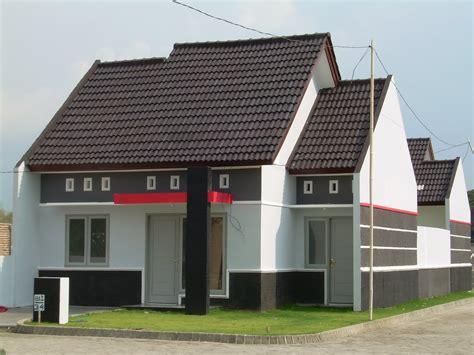 desain atap rumah sangat sederhana 5 desain rumah sederhana modern yang menarik fimell