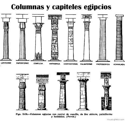 imagenes de columnas egipcias arte egipcio galer 237 a de domingo roa generated by