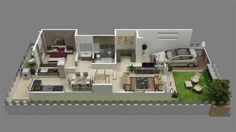 ground floor of a twin bungalow in leela greens talegaon hirashree lake city floor plans project 3d views in kolhapur