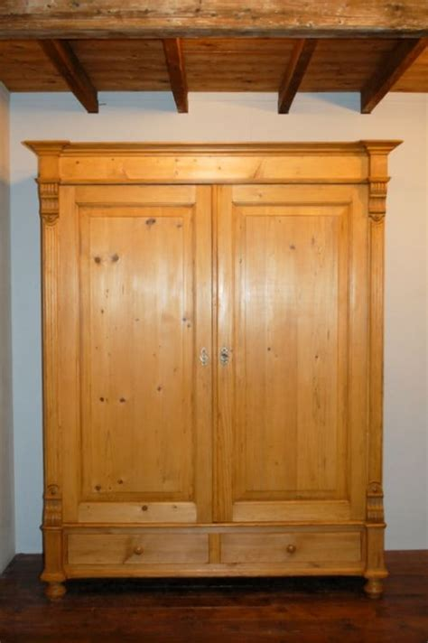 armoire or wardrobe difference antique pine double wardrobe pine armoire dismantles