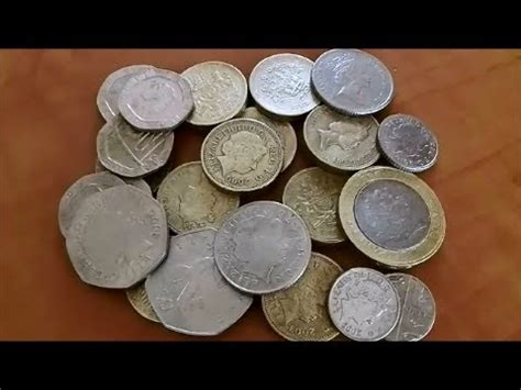 how to clean coins 165 youtube