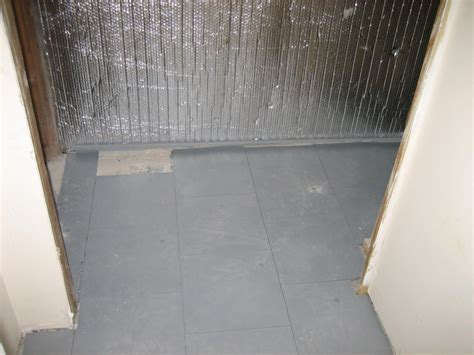 basement flooring with thermaldry flooring tiles
