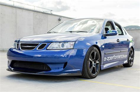 a z performance race front bumper saab 9 3 ii maptun parts