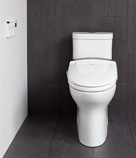 Smart Bidet Toilet Smart Toilet At100 Luxury Electronic Bidet Seat From Dxv