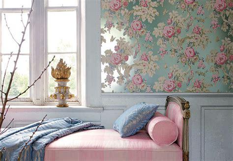 pink floral bedroom ideas bed bedroom blue cute decor decoration image 33407
