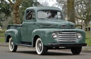 1949 Ford F1 Bonus Built 1949 Ford F1 Mint2me