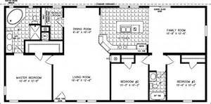 Ranch Home Layouts 1400 to 1599 sq ft manufactured home floor plans