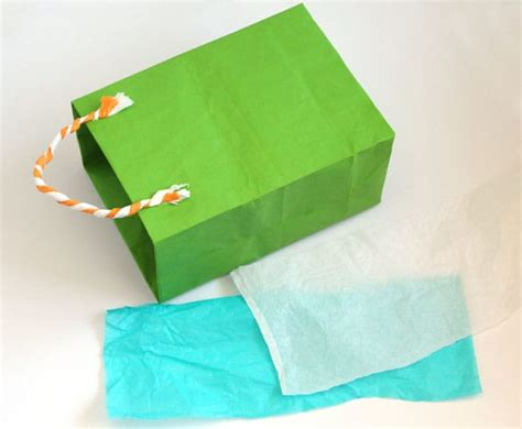 How To Make Bags Out Of Paper - fastest easiest way to make gift bags from any paper