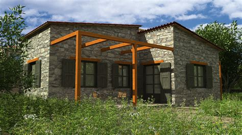 View elea stone houses for sale at skala prinos thassos in a larger