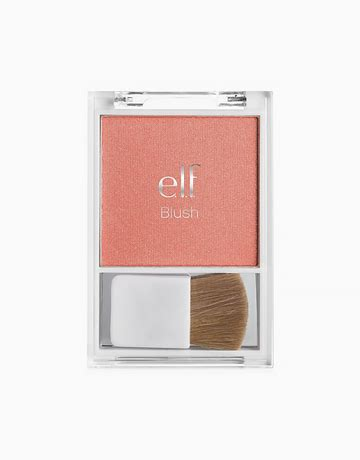 E L F Essential Blush With Brush blush with brush by e l f products beautymnl