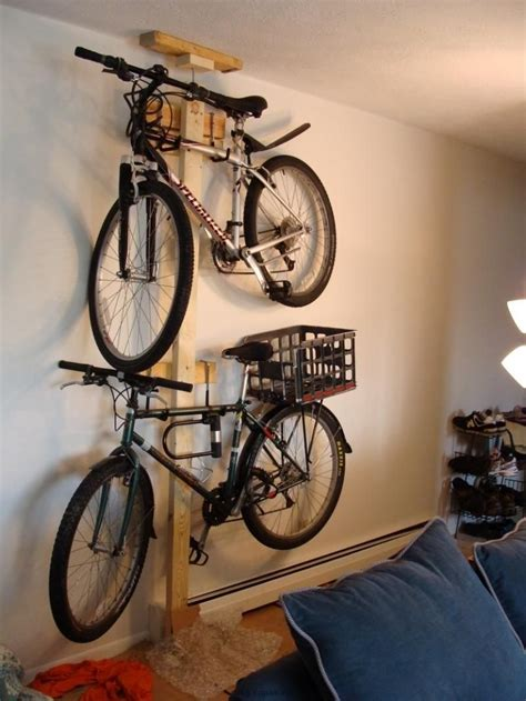 august  pdfplansforwood page  diy bike rack