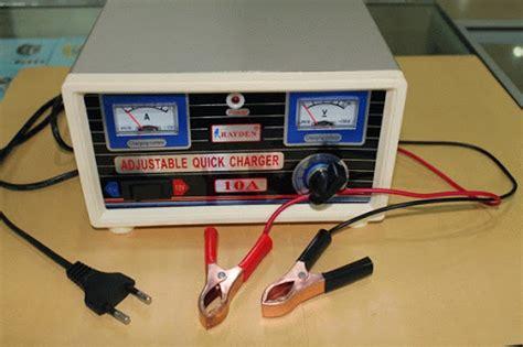 Accu Kering Mobil 80 Ere tips pilih charger aki otomatis sebelum membeli genset
