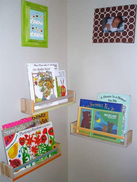 kids book storage ideas diy crafts