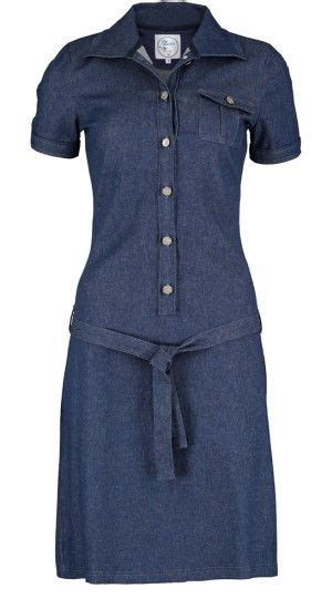 jurken tricot chic sportieve stoere spijker jurk van zendee kleding