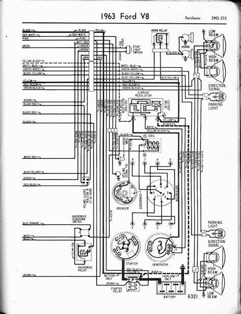 1963 ford fairlane black wiring diagrams wiring diagrams