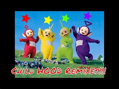 Backyardigans Jersey Club Remix Barney Quot I You Quot Theme Song Club Remix Child
