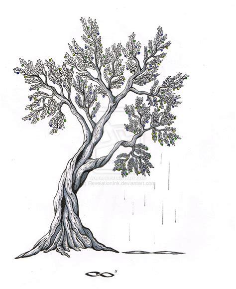 goddess athena olive tree tattoos