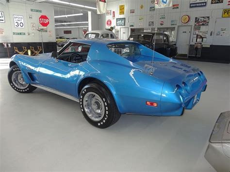 old car owners manuals 1975 chevrolet corvette engine control 1975 chevrolet corvette rare coupe blue with silver int 4 speed manual restored