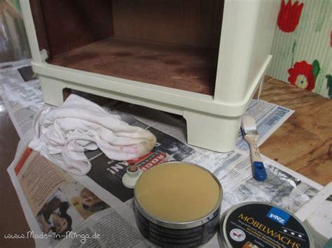 nachttisch upcycling omas alten nachttisch restaurieren upcycling eines