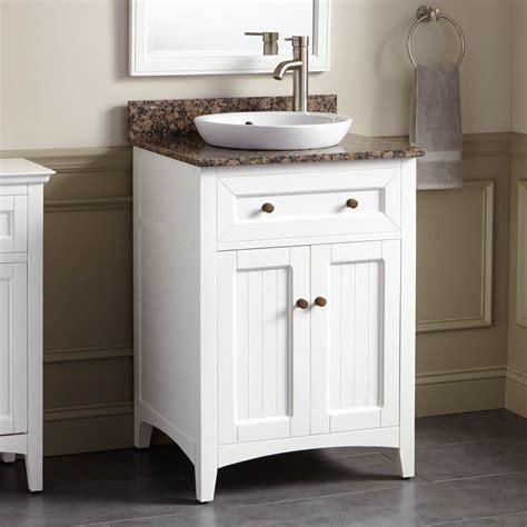 semi recessed bathroom 24 quot halifax vanity for semi recessed bathroom