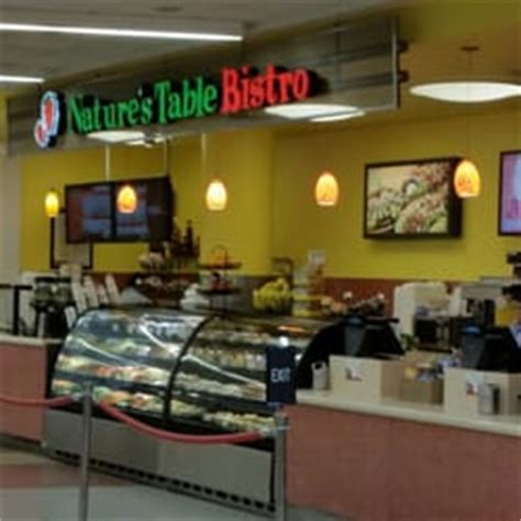 Natures Table Cafe by Nature S Table Bistro 69 Photos 98 Reviews Fast Food Atlanta International Airport