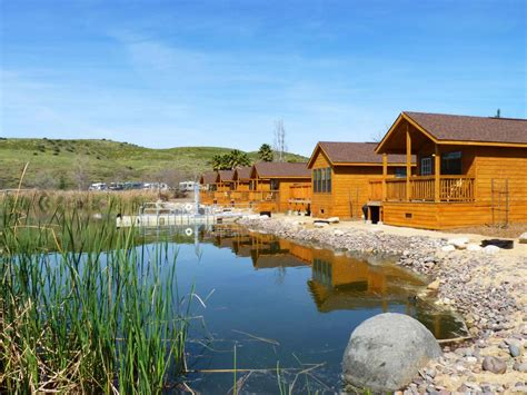 Santee Lakes Cabins by Ahoy Floating Cabins Debut At Santee Lakes April 1 East