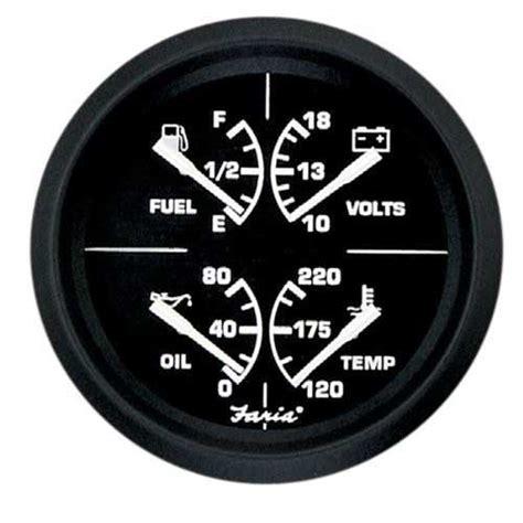 boat combo gauges combination gauges marine engine parts fishing tackle
