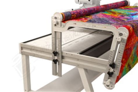 newest upgraded 18 quot arm quilting machine inspira