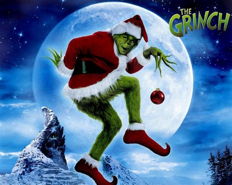 dr seuss how the grinch stole christmas wallpapers 59