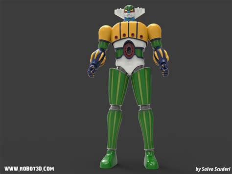 jeeg robot jeeg robot3d