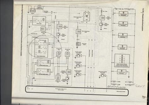 vp wiring diagram modore wiring diagram and schematics