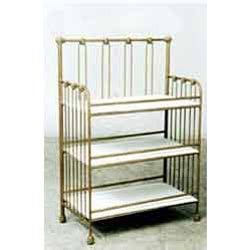 iron changing table change tables house home