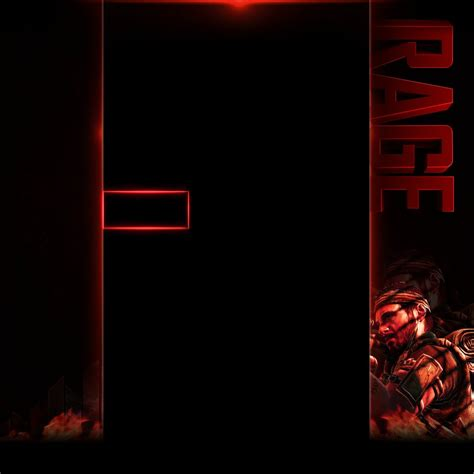 Youtube Red Layout | rewindzrage youtube layout red by freddytsgfx on deviantart