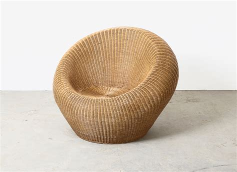 rattan chair by isamu kenmochi rattan lounge chair by isamu kenmochi for yamakawa