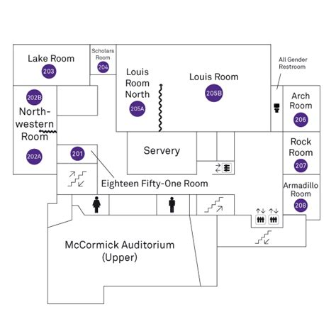 second floor plans floor plans northwestern student affairs