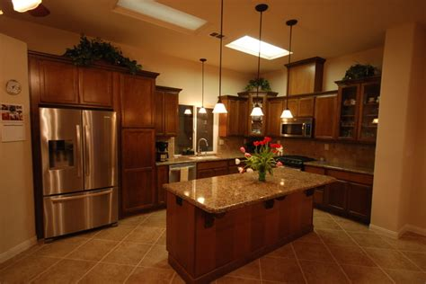 cognac canterbury traditional kitchen other metro by blue river cabinetry
