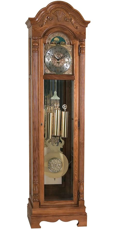 ridgeway holland triple chime grandfather floor clock