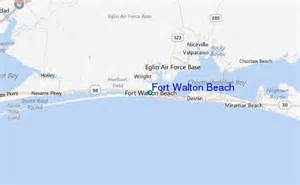 map guide to hotel rates and reservations in fort walton