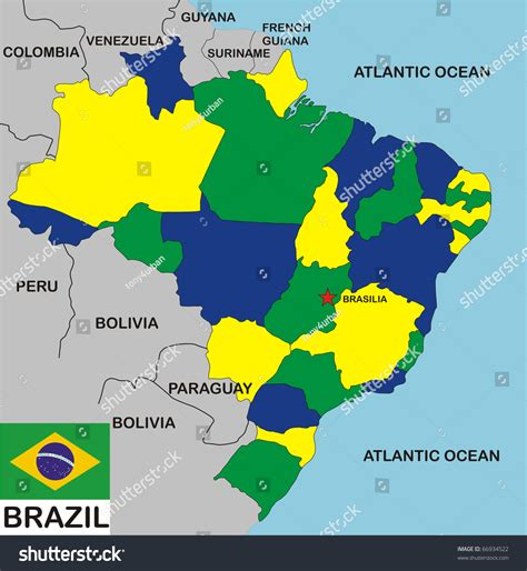 brazil political map political map brazil 28 images political simple map of