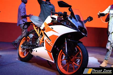 Ktm Rc 200 Price India 2017 Ktm Rc200 Revised For 2017 Continues To Offer
