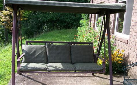 outlet swing outdoor swing cushions clearance home design ideas