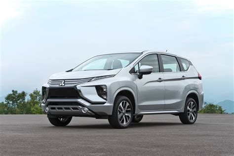 All New Mitsubishi Xpander all new mitsubishi xpander debuts in indonesia carscoops